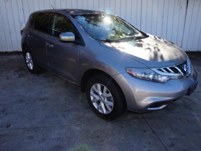 2011 NISSAN MURANO S 2WD gray passenger air bag onoff switchfront side air bagfront head air b