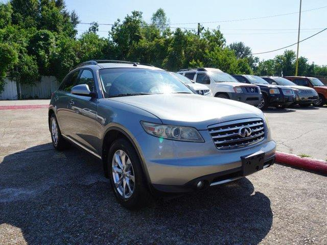 2007 INFINITI FX35 BASE AWD 4DR SUV gray satellite radiobluetooth connectiondriver air bagpass