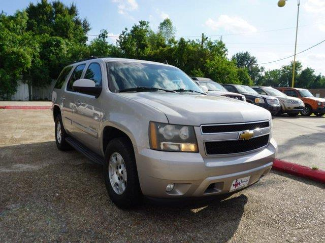 2007 CHEVROLET TAHOE LT 2WD gold mist metallic climate controlrear parking aiddriver air bagmu