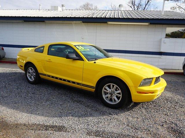 2006 FORD MUSTANG STANDARD screaming yellow vehicle anti-theft systemintermittent wiperspower d