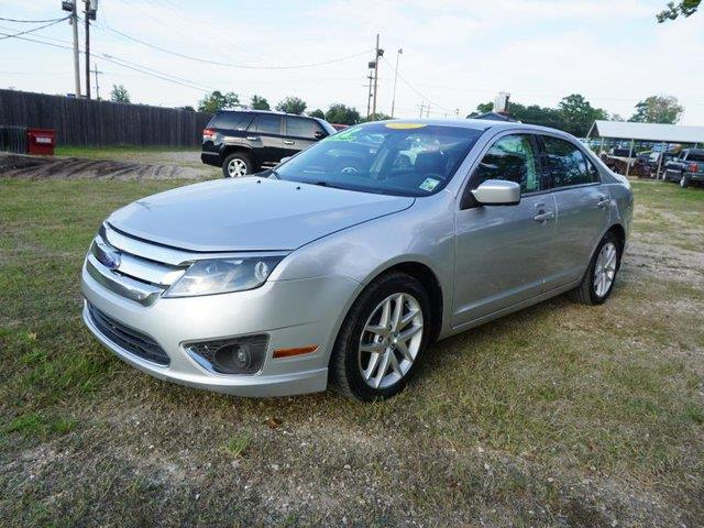 2012 FORD FUSION SEL 4DR SEDAN ingot silver metallic passenger air bag sensorbluetooth connectio
