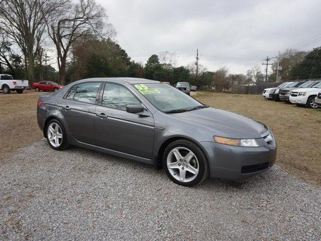 2005 ACURA TL AT NAVIGATION SYSTEM gray universal garage door openertransmission wdual shift mo