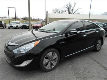 2015 Hyundai Sonata Hybrid for sale in Belton, MO