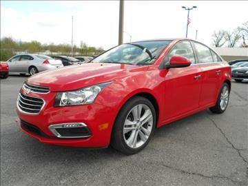 2016 Chevrolet Cruze Limited for sale in Belton, MO
