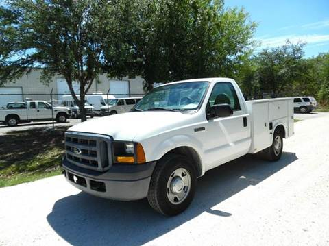 2006 Ford F-250 Super Duty for sale in Lake Placid, FL