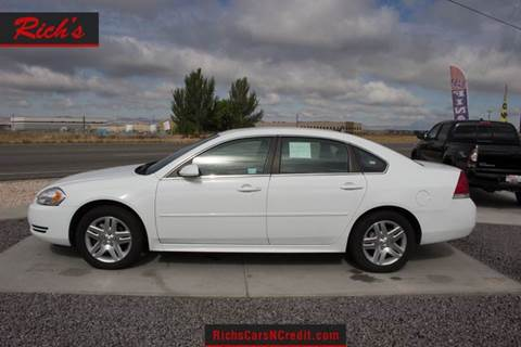 2016 Chevrolet Impala Limited for sale in N. Logan, UT