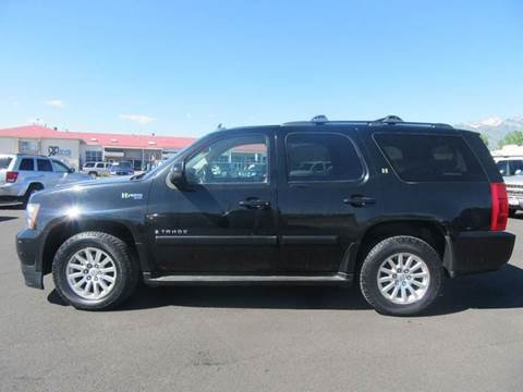 2008 Chevrolet Tahoe for sale in N. Logan, UT
