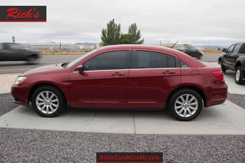 2013 Chrysler 200 for sale in N. Logan, UT