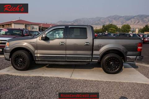 2006 Lincoln Mark LT for sale in N. Logan, UT