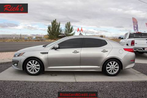 2014 Kia Optima for sale in N. Logan, UT