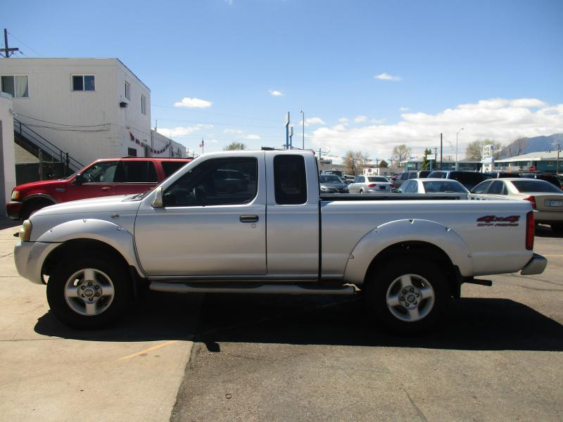 2001 nissan frontier king cab xe in colorado springs co. Black Bedroom Furniture Sets. Home Design Ideas