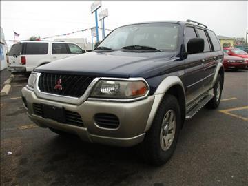 2001 Mitsubishi Montero Sport for sale in Colorado Springs, CO