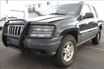 2002 Jeep Grand Cherokee for sale in Colorado Springs, CO