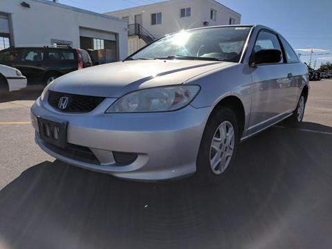 2005 Honda Civic for sale in Colorado Springs, CO