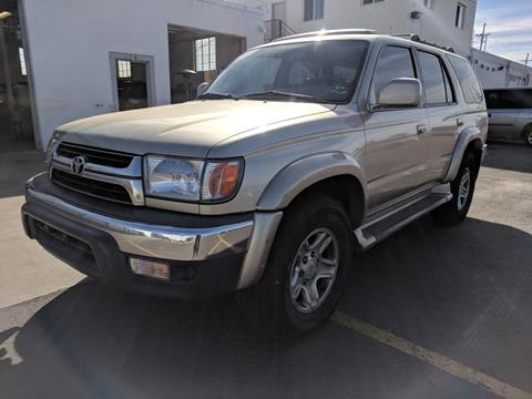 2001 Toyota 4Runner for sale in Colorado Springs, CO
