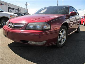 2005 Chevrolet Impala for sale in Colorado Springs, CO
