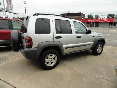 2006 Jeep Liberty for sale in Laurinburg, NC