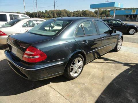 2006 Mercedes-Benz E-Class for sale in Laurinburg, NC