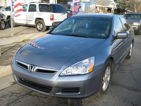 2007 Honda Accord for sale in Salt Lake City, UT