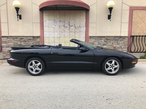 1995 Pontiac Firebird for sale in Naperville, IL