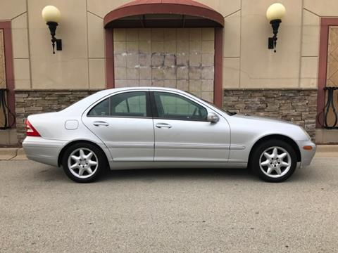 2002 Mercedes-Benz C-Class for sale in Naperville, IL