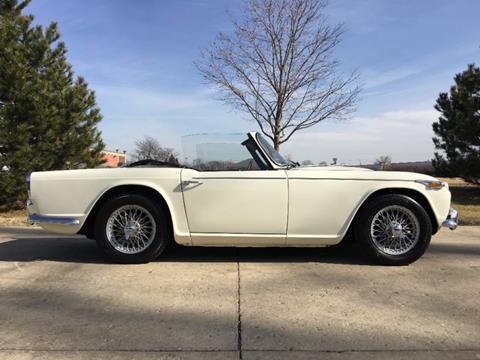 1966 Triumph TR4 for sale in Naperville, IL