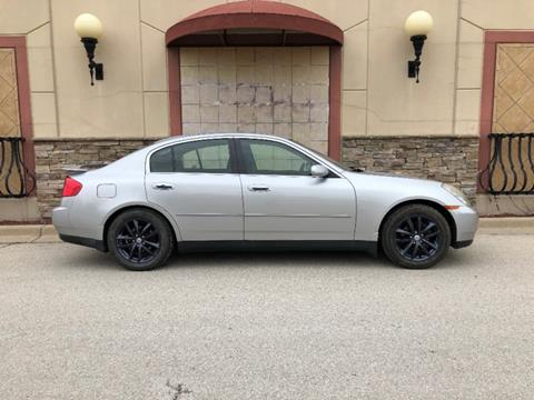 2004 Infiniti G35 for sale in Naperville, IL