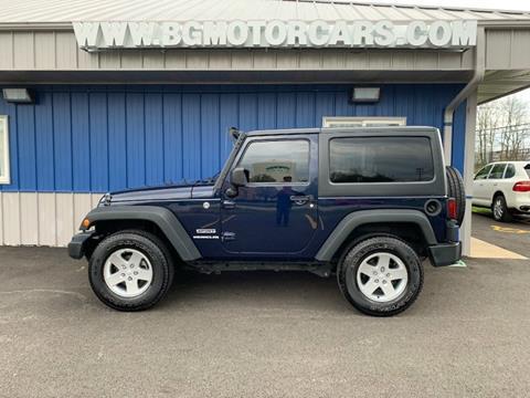 2013 Jeep Wrangler for sale in Naperville, IL