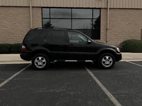 2004 Mercedes Benz M Class For Sale In Naperville, IL