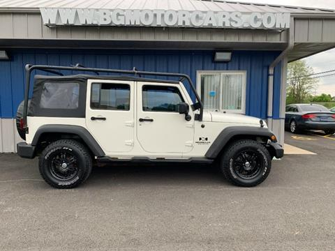 2007 Jeep Wrangler Unlimited for sale in Naperville, IL