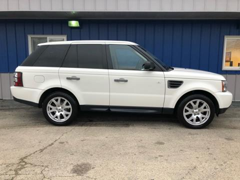 2009 Land Rover Range Rover Sport for sale in Naperville, IL