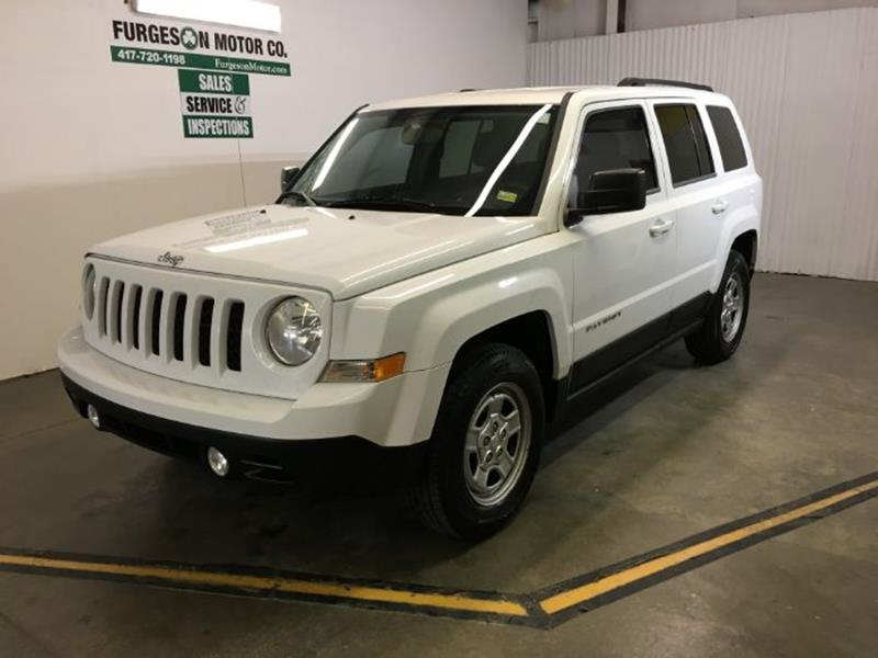Jeep patriot for sale in springfield mo for White motors springfield mo