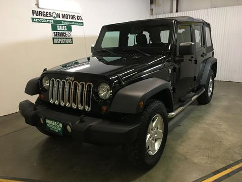 jeep wrangler for sale in springfield mo. Black Bedroom Furniture Sets. Home Design Ideas
