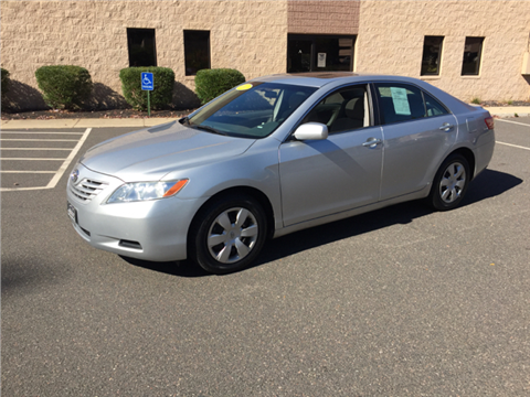 2007 Toyota Camry for sale in South Windsor CT