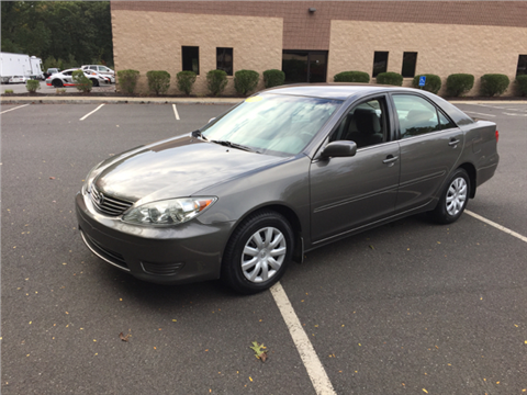 2005 Toyota Camry for sale in South Windsor CT