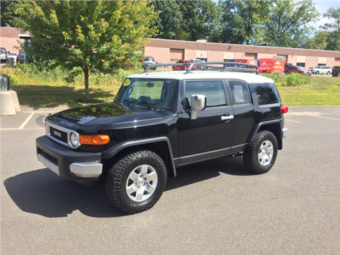 2007 Toyota FJ Cruiser for sale in South Windsor CT