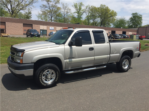 2006 Chevrolet Silverado 2500HD for sale in South Windsor, CT