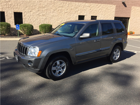 2007 Jeep Grand Cherokee for sale in South Windsor CT