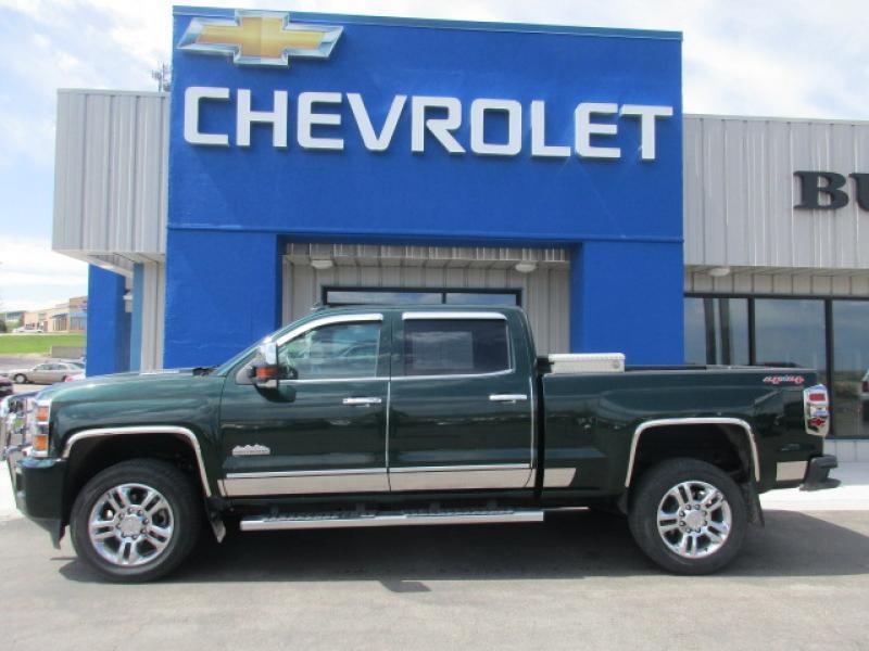 2015 Chevrolet Silverado 2500Hd LT In Chadron NE - Eagle Chevrolet