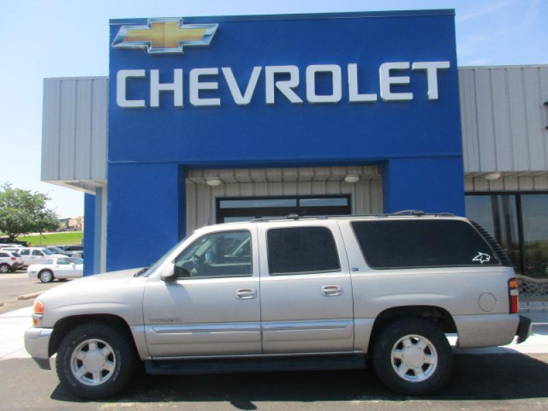 Good 2004 GMC Yukon XL   Chadron NE