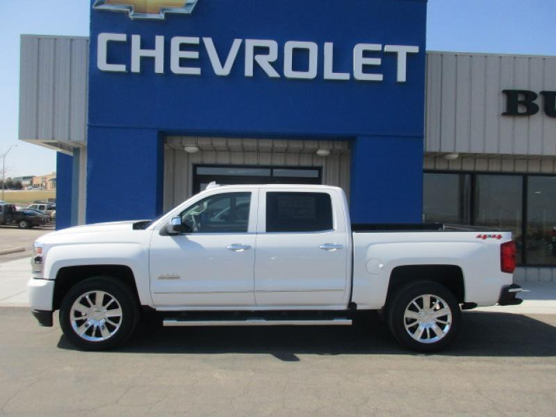 Wonderful 2018 Chevrolet Silverado 1500 High Country   Chadron NE