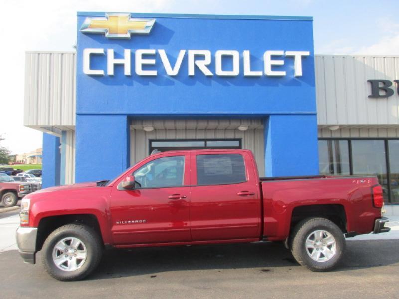 2018 Chevrolet Silverado 1500 LT   Chadron NE