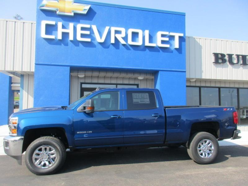 Beautiful 2019 Chevrolet Silverado 2500HD   Chadron NE