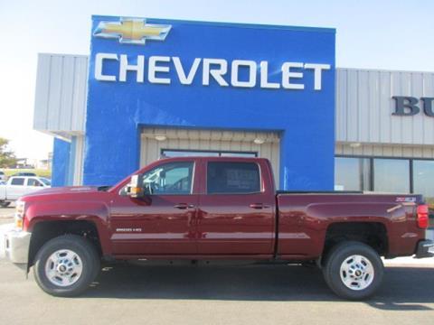 2017 Chevrolet Silverado 2500HD for sale in Chadron, NE