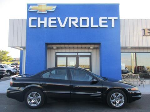 2002 Pontiac Bonneville for sale in Chadron, NE