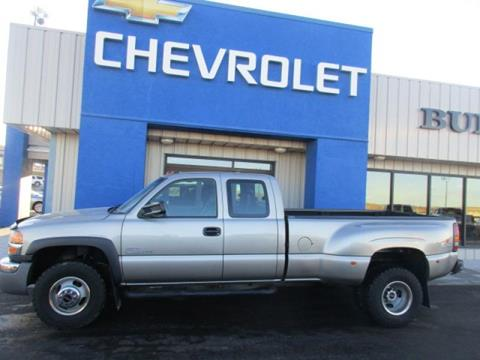 2003 GMC Sierra 3500 for sale in Chadron, NE