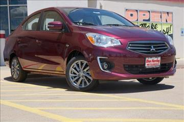 2017 Mitsubishi Mirage G4 for sale in Irving, TX
