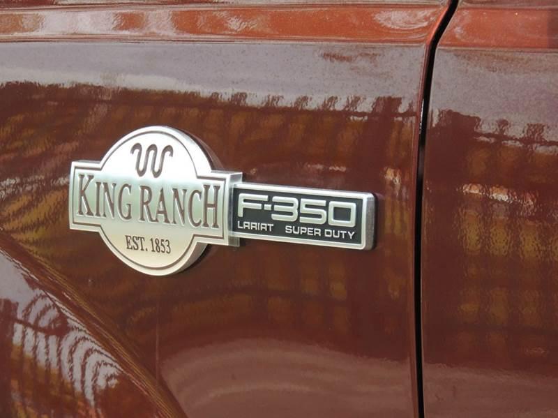 2006 Ford F-350 Super Duty KING RANCH 4dr Crew Cab 4WD LB DRW - Miami FL