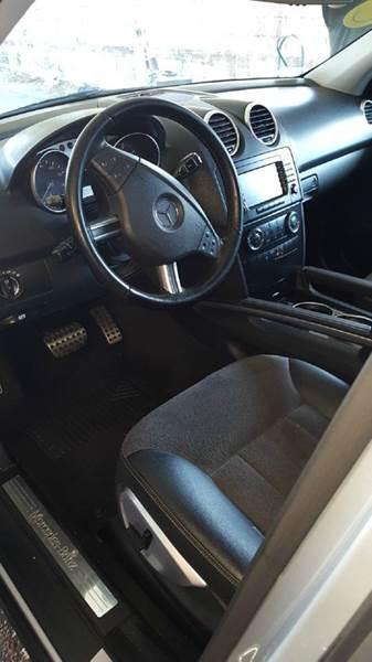 2006 Mercedes-Benz M-Class AWD ML 350 4MATIC 4dr SUV - Miami FL