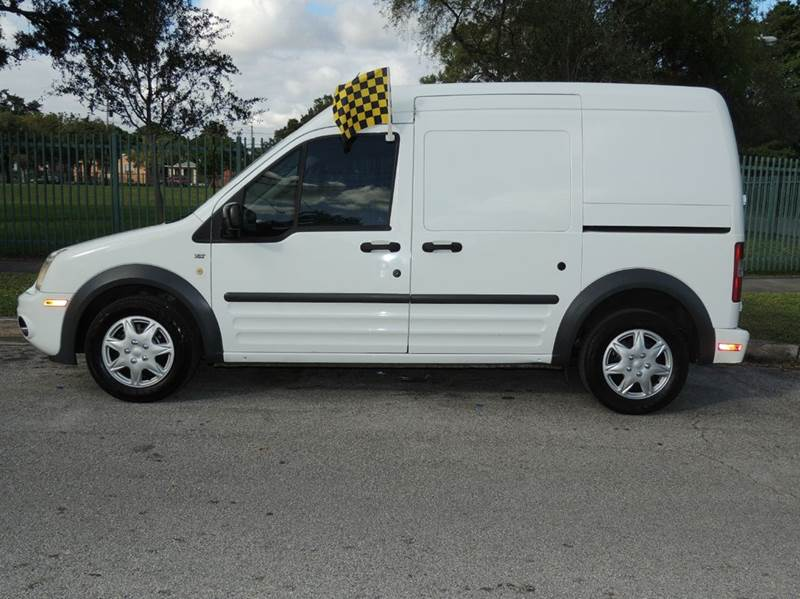 2011 Ford Transit Connect Cargo Van XLT 4dr Mini w/o Side and Rear Glass - Miami FL